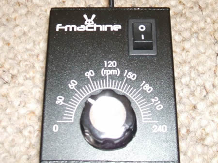 2nd Hand F-Machine Pro