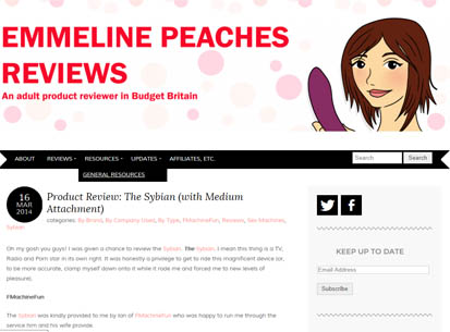 Independant Review By Emmeline Peaches