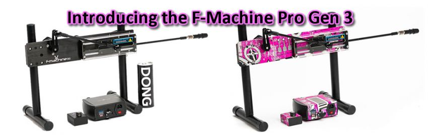 Introducing the F-Machine Pro Gen 3